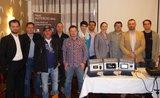 Die Parrot-TFK-Roadshow stellte den Certified Installation Partner die Vorteile der neuen Asteroid-Serie von Parrot vor.