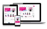 Die Verfügbarkeit des Wunschsmartphones im ausgewählten Shop können T-Mobile-Kunden in Zukunft online überprüfen.