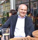 Peter Fromm, Nokia Customer Care, nimmt eine Auszeit.
