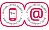 Das E-Commerce Quality Gütesiegel (ECQ) und das M-Commerce Quality Gütesiegel (MCQ) des Handelsverbandes garantieren hohe Professionalität, Qualität, Transparenz und Sicherheit beim Shoppen im Internet.