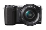 Sony geht im September mit zwei neuen Kameras an den Verkaufsstart: Mit der Sony NEX-5T - einer Systemkamera mit 16 Megapixel-Sensor, WLAN und NFC.
