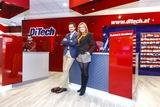 DiTech-Gründer Aleksandra und Damian Izdebski sind stolz auf ihren neuen Flagship-Store in der SCS. (Foto: DiTech)