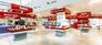Mit verschiedenen Produktinseln führt der DiTech-Store durch die Elektro-Welten.