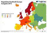 Insgesamt können 22 Länder in Europa gezählt werden, in denen die durchschnittliche Kaufkraft der Konsumenten in Euro gerechnet zwischen 2008 und 2012 auch real gesehen steigen konnte.