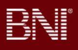 BNI ist ein internationales Unternehmernetzwerk mit dem Ziel: Mehr Umsatz durch neue Kontakte und Geschäftsempfehlungen.
