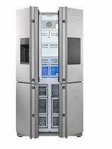 """Die Side by Side Kühl-Gefrier-Kombination SBSQ 4465 XT von elektrabregenz gehört der, wie der Hersteller sagt, """"Top Class Kategorie"""" an."""