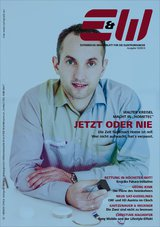 Auf dem Weg zu Ihnen – die E&W 10/2014.