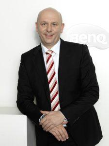 Bernd Süßenbach ist neuer Head of Product Management DACH & Benelux bei BenQ.