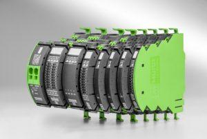 Eine der zahlreichen Neuheiten: Das intelligente Stromüberwachungssystem Mico Pro überwacht alle Last- und Steuerströme. (©Murrelektronik)