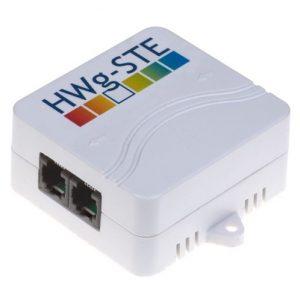 Einfache Überwachungsaufgaben lassen sich zB mit dem HWg-STE bewerkstelligen…