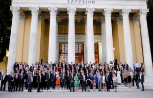 180 Experten und 60 Vertreter wichtigsten Lieferanten sind der Einladung zum großen Jubiläumsevent in Athen gefolgt.