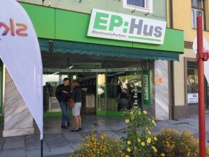 Am letzten Wochenende eröffnete EP:Hus am Hauptplatz in Völkermarkt.