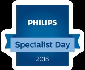 Auch heuer veranstaltet Philips wieder seine Specialist Days. Am 13. März 2018 geht's los.