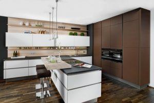 ewe präsentiert die Küche 4.0, wo Hightech Spaß macht.