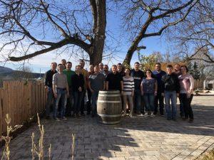 Zum 360° Unternehemens-Check fanden sich 17 Teilnehmerinnen und Teilnehmer in Salzburg ein. (Foto: Expert)