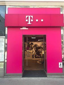 T-Mobiles neuer Flagship-Store in der Wiener Rotenturmstraße öffnet am 11. April seine Pforten. (Foto: T-Mobile)