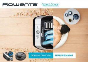 Die neuesten Staubsaugerroboter von Rowenta setzten auf Künstliche Intelligenz aus dem Hause ROBART, einer österreichischen Technologieschmiede. (Bild: ROBART, Rowenta)