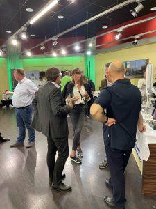 Bei den Grünen Infotagen standen die Neuheiten der Hersteller und der persönliche Austausch im Vordergrund.