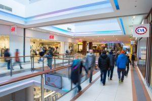 Österreichs Shopping Malls konnten im vergangenen Jahr ihre Umsätze noch behaupten. (Stadion Center/Christian Mikes)