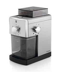 … die WMF Stelio Kaffeemühle Edition gewonnen.