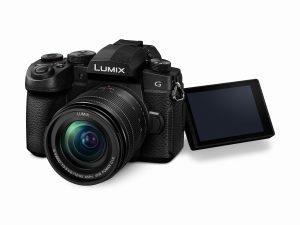 Kompakte Abmessungen und großer Funktionsumfang machen die LUMIX G91 zum perfekten Begleiter.