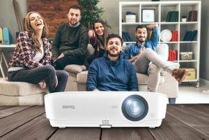 BenQ bringt zwei neue Home Entertainment-Beamer für fesselnde Kino- und Sportabende.