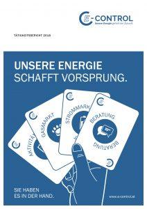 Im Rahmen eines Pressegesprächs stellten die Vorstände Wolfgang Urbantschitsch und Andreas Eigenbauer den Tätigkeitsbericht 2018 der E-Control vor.
