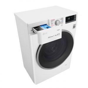F12WD74SLIM – ein praktischer 7/4kg Slim-Waschtrockner im 45cm-Format.