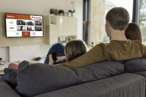 Die HD Austria Smart-TV-App ist nach Samsung und LG nun auch in Vestel-Geräten integriert.