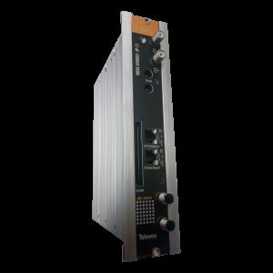Televes präsentiert auf der ANGA COM einen neuen IP-Streamer für das modulare Kopfstellensystem T.OX.