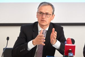 E-Control Vorstand Wolfgang Urbantschitsch
