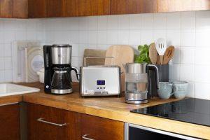 Mit der Compact Home Serie stellt Russell Hobbs kompakte Alltagshelfer für kleine Küchen und Single-Haushalte vor.