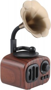 Wireless Audio Streaming Speaker Retro Mini