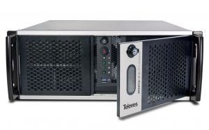 Mit der neuen IPTV-Kompaktkopfstelle Arantia ASK4-xx bringt Televes eine vorkonfigurierte Lösung für die Verteilung digitaler TV-Programme via IP.