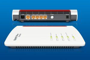 """Die schicke neue FRITZ!Box 6660 Cable ist in allen Disziplinen für volle Leistung ausgelegt: DOCIS 3.1, WLAN AX und 2,5 GBit/s LAN-Anschluss – schade nur, dass nicht alle Kabel-Provider in Österreich ihren Kunden einen Wechsel der Hardware erlauben (Stichwort """"Routerzwang"""")."""