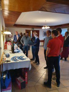 Das Thema Smart Home stieß bei den Mitgliedern auf reges Interesse.