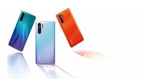 Die US-Behörden erschweren den Zugang von Huawei zu Android-Updates für Modelle wie das P30.