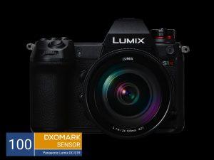 Jüngst überzeugte die LUMIX S1R die Experten von DxOMark.
