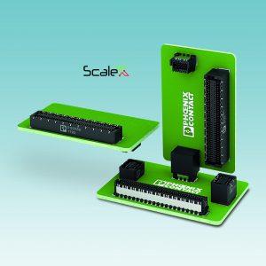 Die neuen Board-to-Board-Steckverbinder ermöglichen Lösungen für industrietaugliche Leiterplattenverbindungen und unterstützen intelligente Automatisierungslösungen wie Steuerungen, I/O-Systeme oder Antriebe.