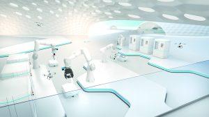 SICK zeigte in Linz, wie weit die Sensor-Technik in Industrie-4.0-Anwendungen bereits fortgeschritten ist.