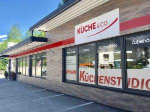 In Brixlegg, Tirol, wird ein weiteres Küche&Co-Studio eröffnet.