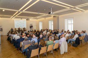 Die diesjährige Generalversammlung des OVE sorgte für großes Besucherinteresse.