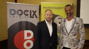 Dienstagvormittag präsentierten Alexander Knechtsberger, Gründer der Eventagentur DocLX und Marketagent.com-Geschäftsführer Thomas Schwabl. den neuen Jugend Trend Monitor.