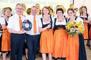 Die Expert Oberklammer-Familie: (v.l.) Karl Oberklammer, Peter Oberklammer, Monika Forster, Maria Oberklammer, Martina Schippany