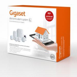 Mt seinem Alarmsystem erlaubt Gigaset Endkunden den schnellen Einstieg in die Smart Home-Welt auf der Basis von DECT ULE.