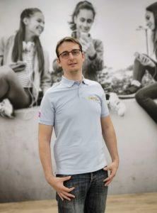 Peter Ribic, ist seit 15 Jahren in der Branche. Mit dem Shop in Leibnitz wird er zum Franchise-Nehmer.