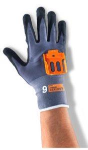 ProGlove verbindet mit seinem intelligenten Handschuh samt integriertem Barcode-Scanner die Arbeitskraft des Werkers mit der Industrie 4.0.