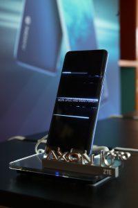 Das Axon 10 Pro soll laut Hersteller ZTE das erste 5G-fähige Smartphone auf dem österreichischen Markt werden.