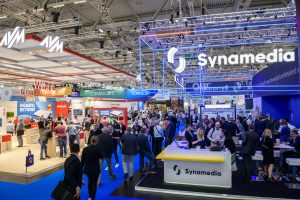 Die gut 500 Aussteller konnten diesmal mehr als 20.000 Teilnehmer zur Kongressmesse für Breitband, Fernsehen & Online nach Köln locken.