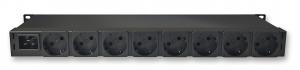 Expert Power Control 8031, 8-fach Schuko Ausführung.